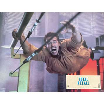 TOTAL RECALL Photo de film N4 - 21x30 cm. - 1990 - Arnold Schwarzenegger, Paul Verhoeven