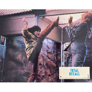 TOTAL RECALL Photo de film N5 - 21x30 cm. - 1990 - Arnold Schwarzenegger, Paul Verhoeven