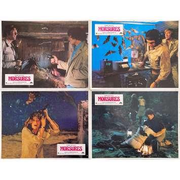 NIGHTWING Original Lobby Cards x6 - 9x12 in. - 1979 - Arthur Hiller, David Warner