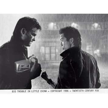 BIG TROUBLE IN LITTLE CHINA Original Movie Still N7 - 8x10 in. - 1986 - John Carpenter, Kurt Russel