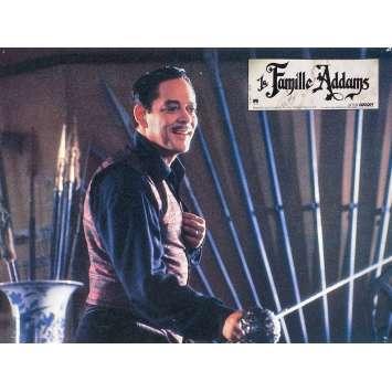 LA FAMILLE ADDAMS Photo de film N2 - 21x30 cm. - 1991 - Raul Julia, Barry Sonnenfeld