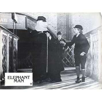 ELEPHANT MAN Original Lobby Card N1 - 9x12 in. - 1980 - David Lynch, John Hurt