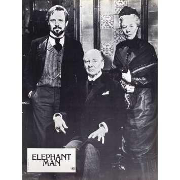 ELEPHANT MAN Original Lobby Card N2 - 9x12 in. - 1980 - David Lynch, John Hurt
