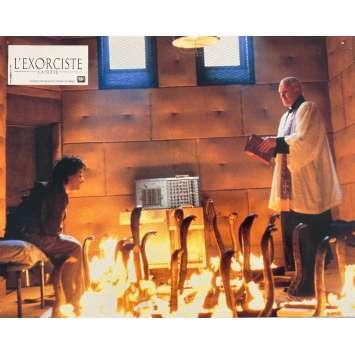 L'EXORCISTE LA SUITE Photos de film N2 - 21x30 cm. - 1990 - Brad Dourif, William Peter Blatty
