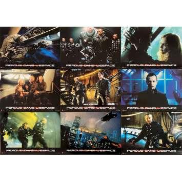 PERDUS DANS L'ESPACE Photos de film x9 - 21x30 cm. - 1998 - Gary Oldman, William Hurt, Stephen Hopkins