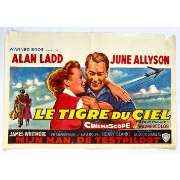 THE MCDONNELL STORY Original Movie Poster - 14x21 in. - 1955 - Gordon Douglas, Alan Ladd