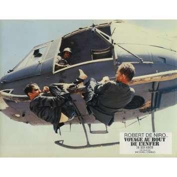 VOYAGE AU BOUT DE L'ENFER Photo de film N11 - 21x30 cm. - 1978 - Robert de Niro, Michael Cimino