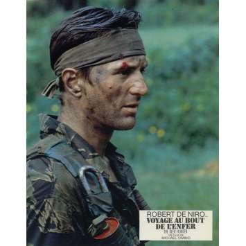 VOYAGE AU BOUT DE L'ENFER Photo de film N13 - 21x30 cm. - 1978 - Robert de Niro, Michael Cimino