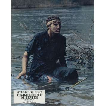 VOYAGE AU BOUT DE L'ENFER Photo de film N15 - 21x30 cm. - 1978 - Robert de Niro, Michael Cimino