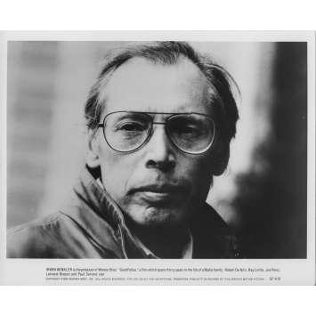 LES AFFRANCHIS Photo de presse GF-A10 - 20x25 cm. - 1990 - Robert de Niro, Martin Scorsese