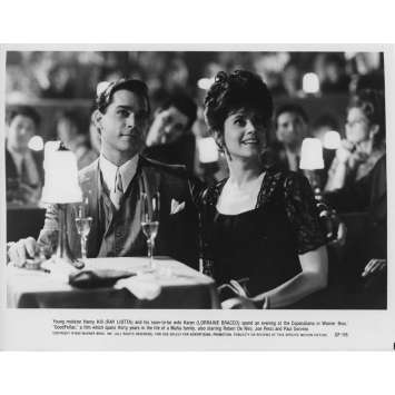 LES AFFRANCHIS Photo de presse GF-116 - 20x25 cm. - 1990 - Robert de Niro, Martin Scorsese