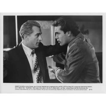 GOODFELLAS Original Movie Still GF-75 - 8x10 in. - 1990 - Martin Scorsese, Robert de Niro