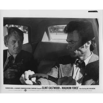 MAGNUM FORCE Original Movie Still N133 - 8x10 in. - 1973 - Ted Post, Clint Eastwood