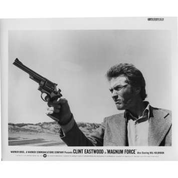 MAGNUM FORCE Original Movie Still N127 - 8x10 in. - 1973 - Ted Post, Clint Eastwood
