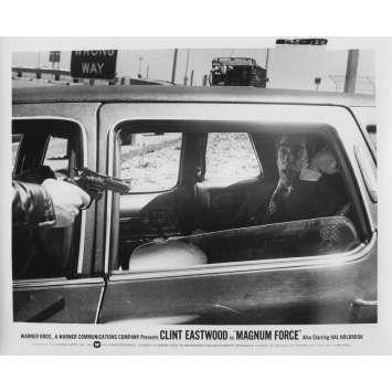 MAGNUM FORCE Photo de presse N122 - 20x25 cm. - 1973 - Clint Eastwood, Ted Post
