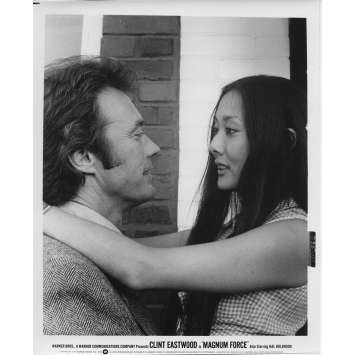 MAGNUM FORCE Original Movie Still N111 - 8x10 in. - 1973 - Ted Post, Clint Eastwood