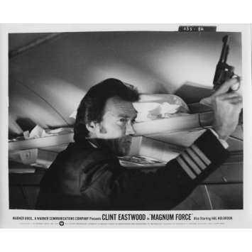 MAGNUM FORCE Original Movie Still N86 - 8x10 in. - 1973 - Ted Post, Clint Eastwood
