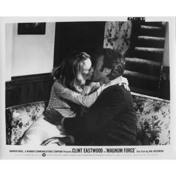 MAGNUM FORCE Original Movie Still N82 - 8x10 in. - 1973 - Ted Post, Clint Eastwood
