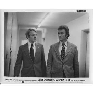 MAGNUM FORCE Original Movie Still N22 - 8x10 in. - 1973 - Ted Post, Clint Eastwood