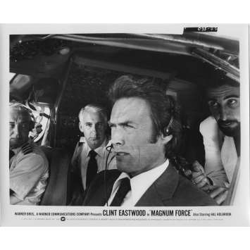 MAGNUM FORCE Original Movie Still N42 - 8x10 in. - 1973 - Ted Post, Clint Eastwood