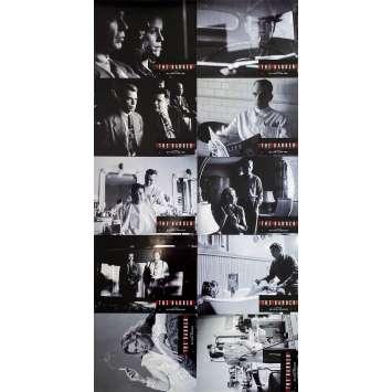 THE MAN WHO WASN'T THERE Original Lobby Cards x10 - 9x12 in. - 2001 - Joel Coen, Billy Bob Thornton