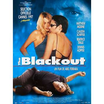 BLACKOUT Original Movie Poster - 15x21 in. - 1985 - Douglas Hickox, Keith Carradine