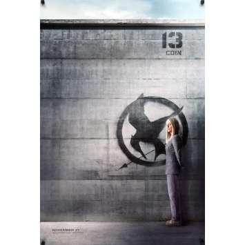 HUNGER GAMES: LA REVOLTE - PART 1 Affiche de film 69x104 - 2014 - Jennifer Lawrence, Francis Lawrence