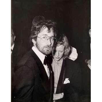 E.T. L'EXTRA-TERRESTRE Photo de presse - 24x30 cm. - 1982 - Dee Wallace, Steven Spielberg