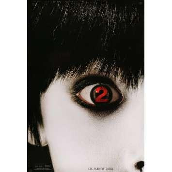 THE GRUDGE 2 Affiche de film - 69x104 cm. - 2006 - Amber Tamblyn, Takashi Shimizu