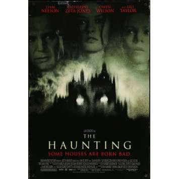 THE HAUNTING Original Movie Poster - 27x41 in. - 1999 - Jan de Bont, Liam Neeson