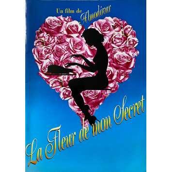 THE FLOWER OF MY SECRET Original Pressbook - 9x12 in. - 1995 - Pedro Almodovar, Marisa Paredes