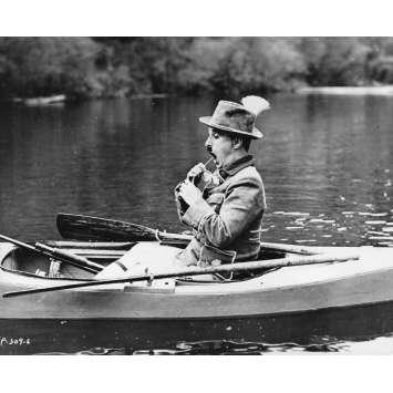 LE DICTATEUR Photo de presse P-309-6 - 20x25 cm. - 1940 - Paulette Goddard, Charles Chaplin
