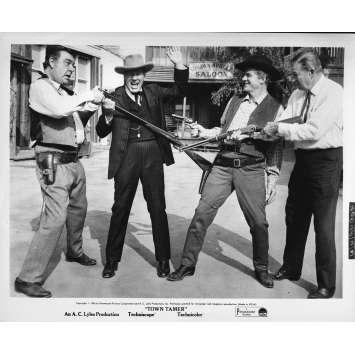 TOWN TAMER Original Movie Still N3 - 8x10 in. - 1965 - Lesley Selander, Dana Andrews