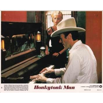 HONKYTONK MAN Photo de film N5 - 20x25 cm. - 1982 - Clint Eastwood, Clint Eastwood