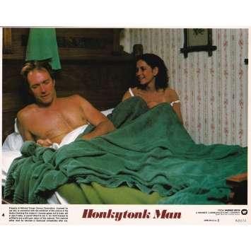 HONKYTONK MAN Photo de film N4 - 20x25 cm. - 1982 - Clint Eastwood, Clint Eastwood