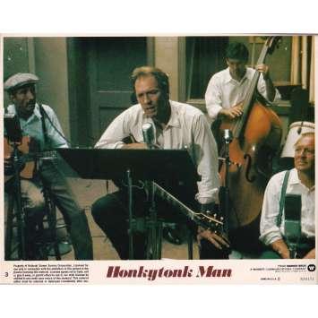 HONKYTONK MAN Photo de film N3 - 20x25 cm. - 1982 - Clint Eastwood, Clint Eastwood