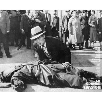 LA GRANDE EVASION Photo de film N05 - 24x30 cm. - 1963 - Steve McQueen, John Sturges