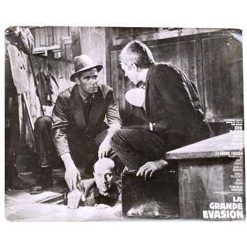 LA GRANDE EVASION Photo de film N04 - 24x30 cm. - 1963 - Steve McQueen, John Sturges