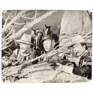 LA CHARGE HEROIQUE Photo de film N01 - 24x30 cm. - 1949 - John Wayne, John Ford