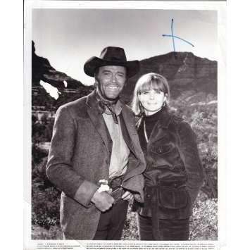 WELCOME TO HARD TIMES Original Movie Still 901-A1 - 8x10 in. - 1967 - Burt Kennedy, Henry Fonda