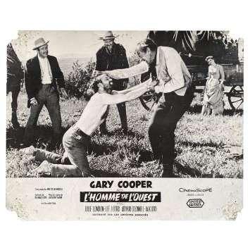 L'HOMME DE L'OUEST Photo de film N01 - 24x30 cm. - 1958 - Gary Cooper, Anthony Mann