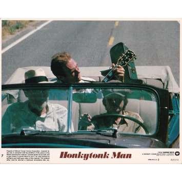 HONKYTONK MAN Photo de film N7 - 20x25 cm. - 1982 - Clint Eastwood, Clint Eastwood