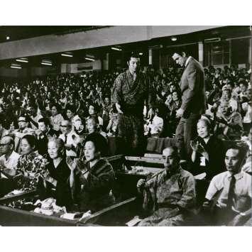 ON NE VIT QUE DEUX FOIS Photo de presse N01 - 18x24 cm. - 1967 - Sean Connery, Lewis Gilbert
