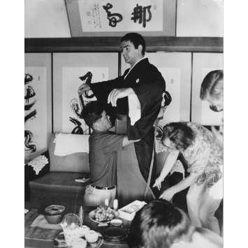 ON NE VIT QUE DEUX FOIS Photo de presse N02 - 18x24 cm. - 1967 - Sean Connery, Lewis Gilbert