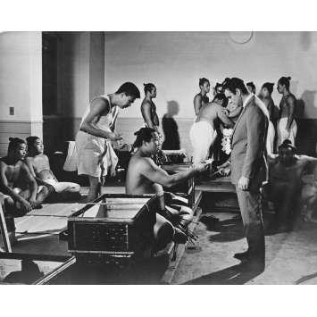 ON NE VIT QUE DEUX FOIS Photo de presse N03 - 18x24 cm. - 1967 - Sean Connery, Lewis Gilbert