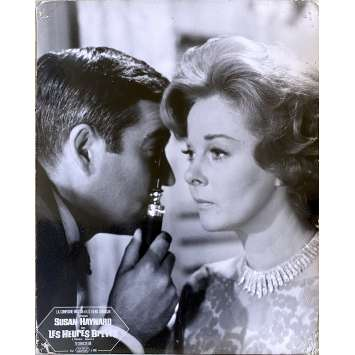 LES HEURES BREVES Photo de film N1 - 24x30 cm. - 1963 - Susan Hayward, Daniel Petrie