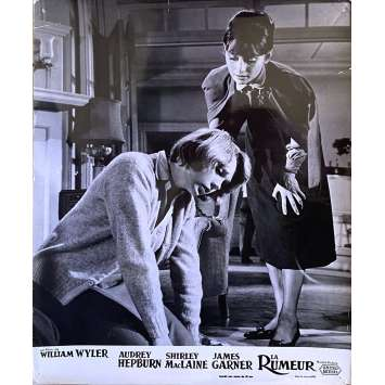 LA RUMEUR Photo de film N1 - 24x30 cm. - 1961 - Audrey Hepburn, William Wyler