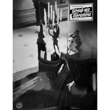INNOCENTS Original Lobby Card - 9x11,5 in. - 1962 - Jack Clayton, Eva Green