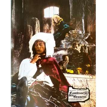 COMTESSE DRACULA Photo de film - 21x30 cm. - 1971 - Ingrid Pitt, Peter Sasdy