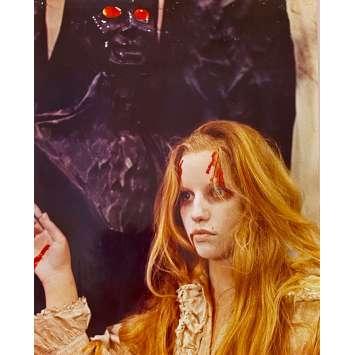 LES DEMONIAQUES Photo de presse - 24x30 cm. - 1974 - Joëlle Cœur, Jean Rollin